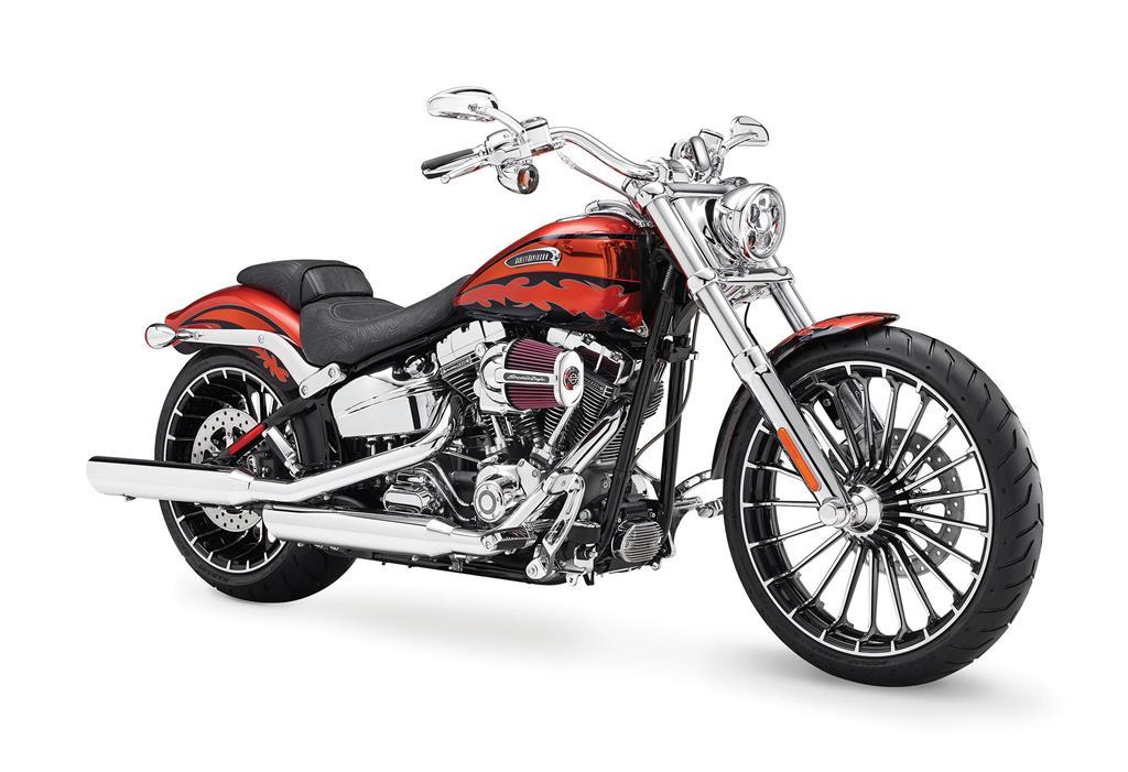 Harley Davidson Cvo Breakout Screamin Eagle
