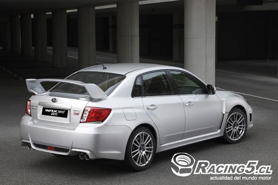 Subaru Wrx Y Wrx Sti Elegidos Deportivos Del A 241 O En Canad 225