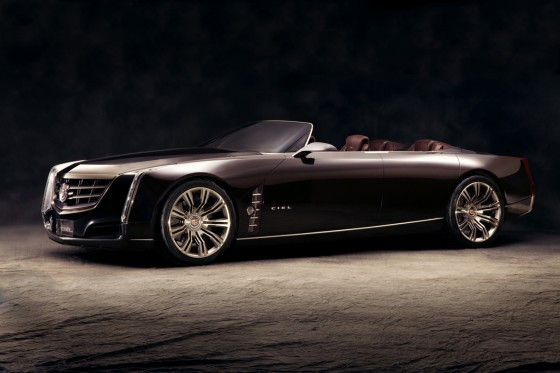 cadillac ciel concept un nuevo estandar racing5. Black Bedroom Furniture Sets. Home Design Ideas