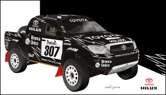 dakar 2012 giniel de villiers primer ganador del dakar en sudam rica correr con toyota racing5. Black Bedroom Furniture Sets. Home Design Ideas