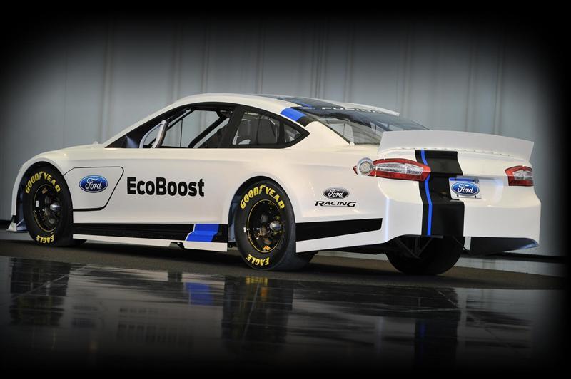 NASCAR: Ford presentó el nuevo Fusion que correrá desde ...