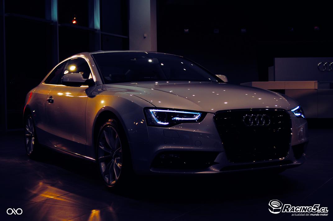 Se Lanz 243 Esta Semana El Audi A5 Llega Recargado Con