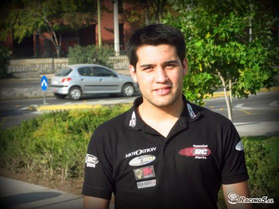 Rodrigo Concha se encuentra en Chile haciendo planes para su futuro en España.