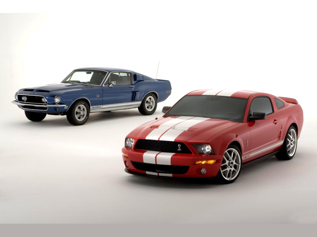 New Shelby Racing Car