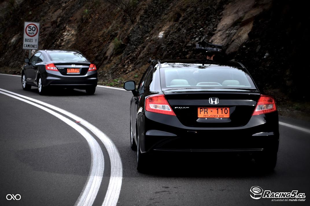 Reci 233 N Llegado Honda Civic Coupe Un Deportivo De