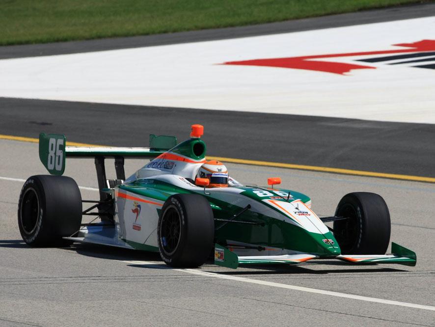 Dallara Indy Lights Car For Sale