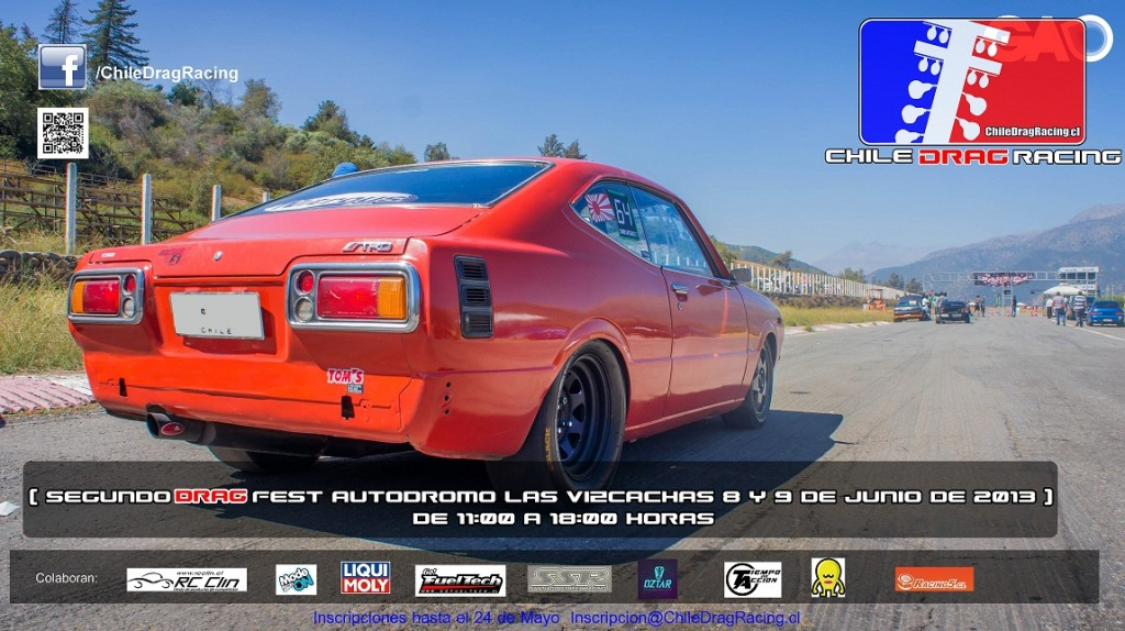 Se viene el 2do DragFest Chile