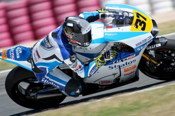 Rodrigo Concha Albacete Moto2 CEV