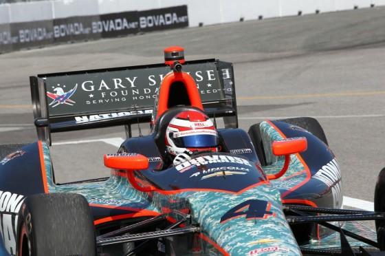 Carlos Muñoz Panther Indycar
