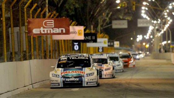 Circuito Tc2000 Santa Fe 2018 : Flash argentina prepara el circuito callejero para