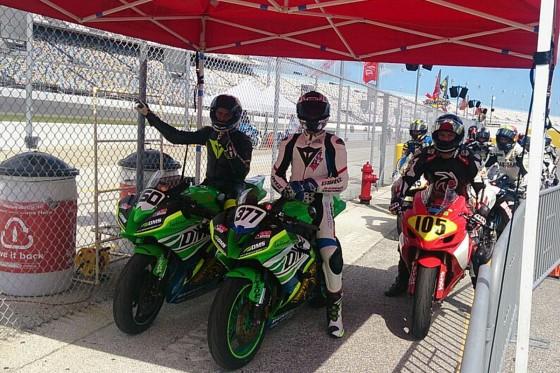 Maxi Scheib Daytona International Speedway