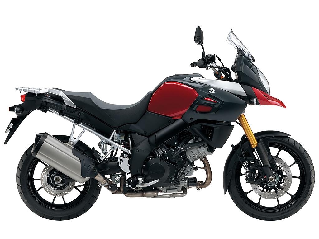 Suzuki V Strom Accessories