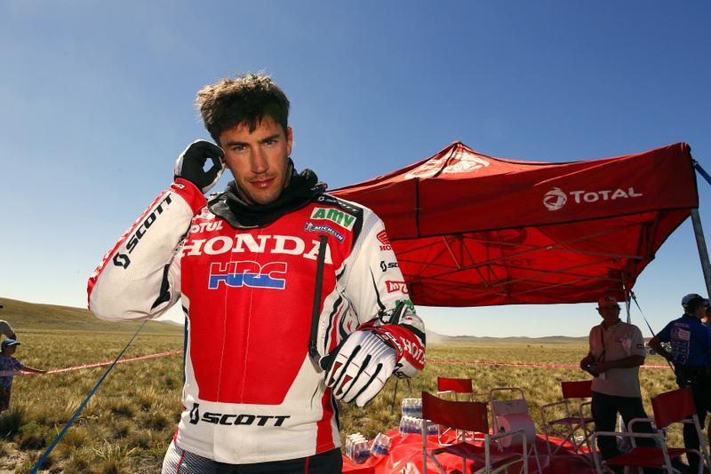 Los astros siguen confirmando, Joan Barreda correrá el Atacama Rally