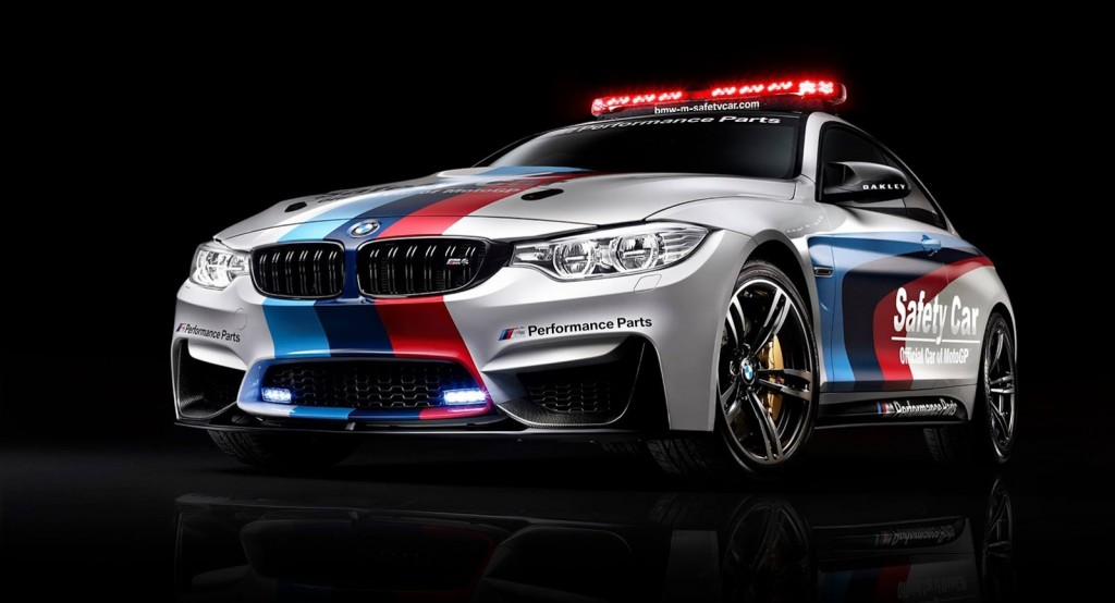 BMW presenta el M4 que será Safety Car del MotoGP 2014