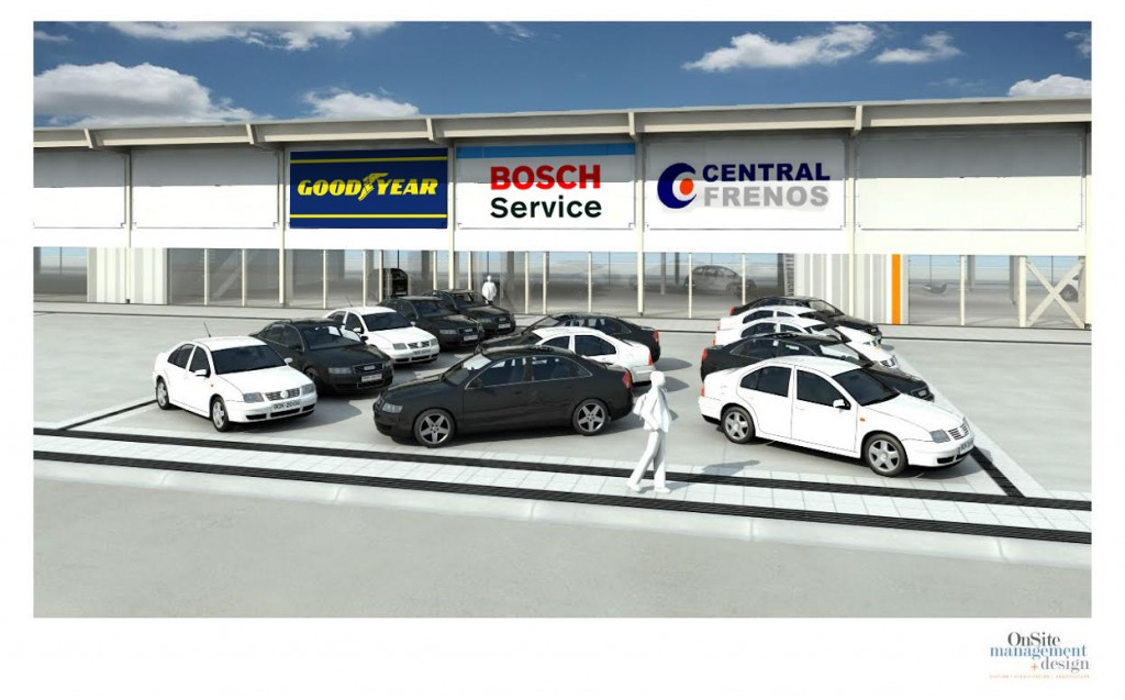 Central Frenos, Bosch Car Service y Goodyear arriban con todo a Movicenter