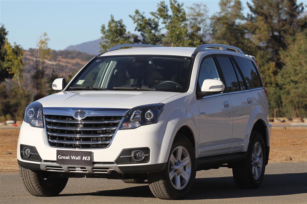 Great Wall por partida triple, SUV H3, Wingle Euro V y el ...