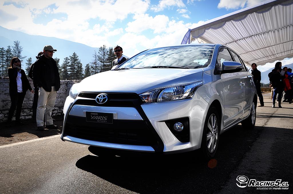 Primera Parte Lanzamiento Toyota New Yaris Sport La