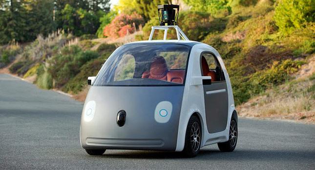 Los vehículos autónomos de Google están programados para poder ir por sobre el límite de velocidad