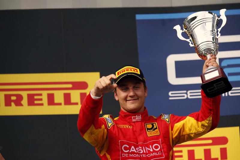 [GP2 Series] Stefano Coletti cerró la temporada 2014 con un triunfo en Abu Dhabi