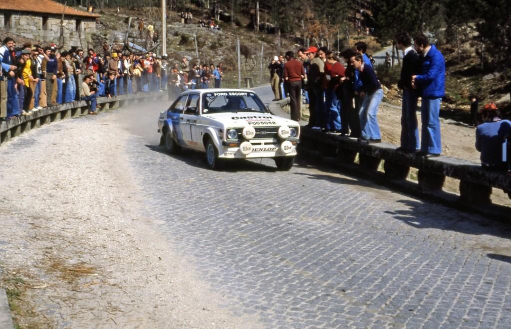 Fallece Bjorn Waldegard, el primer campeón del WRC