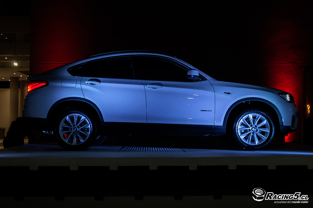 Lanzamiento nocturno, BMW X4 y X3 LCI debutan en Chile