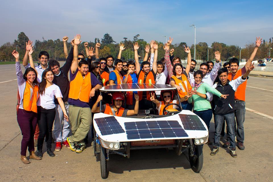 Eolian 4, el primer vehículo solar biplaza chileno