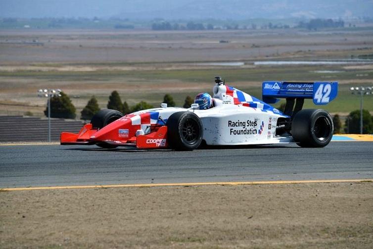 Indy Lights, pole position de Jack Harvey en Sonoma
