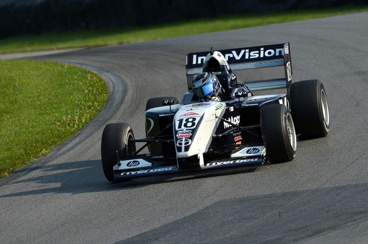 Kyle Kaiser triunfó por primera vez en la Pro Mazda Championship. Hoy se define el campeonato