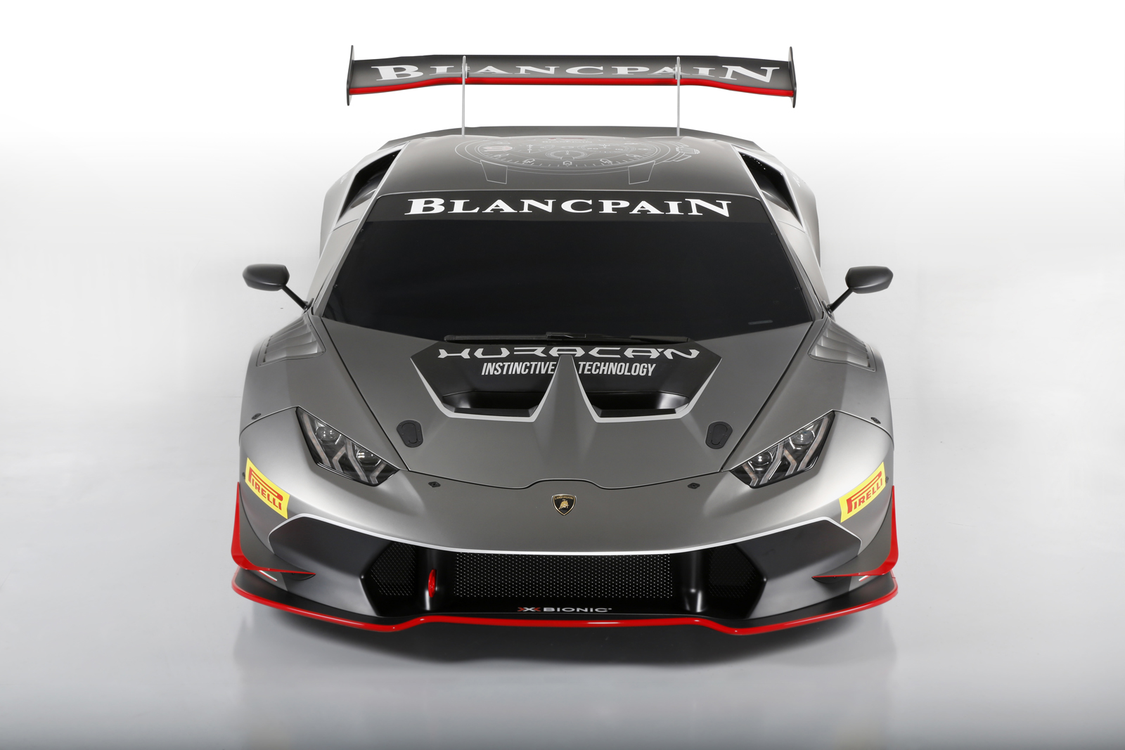 listo para la pista este es el lamborghini hurac n lp620 2 super trofeo ra. Black Bedroom Furniture Sets. Home Design Ideas
