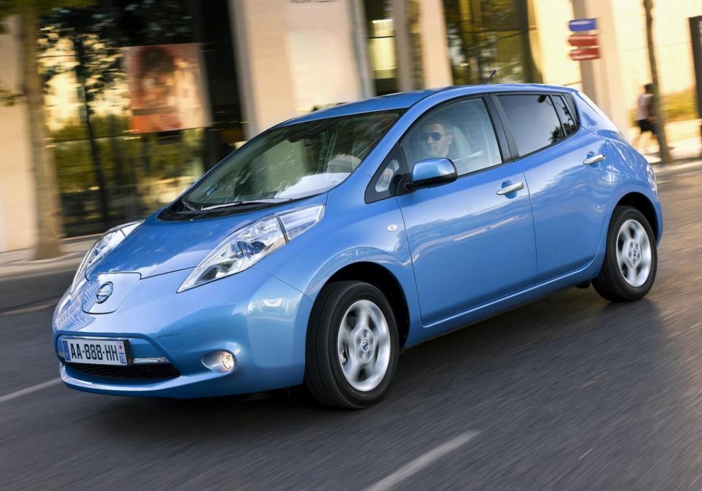 Conductores de Nissan Leaf superan los 850 millones de kilómetros manejados