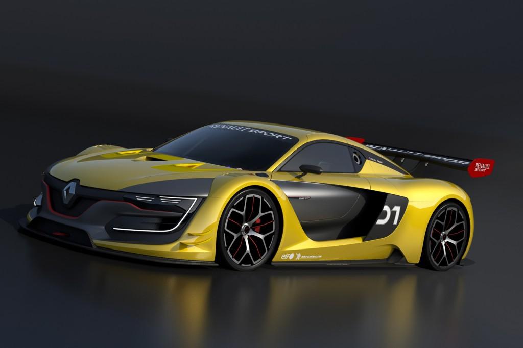 [Video] Primeras vueltas públicas del Renault Sport R.S. 01 con Alain Prost al volante