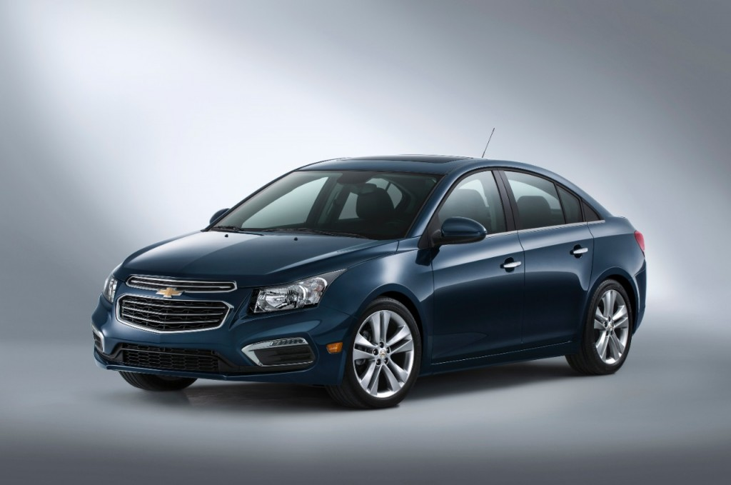 Chevrolet llega a 3 millones de unidades vendidas del Cruze
