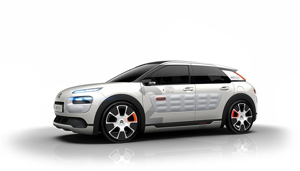 Citroën C4 Cactus Airflow 2L, cuando el aire te da ventaja