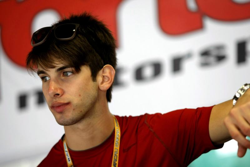 [Indy Lights] Félix Serrallés es el primer piloto confirmado para la temporada 2015