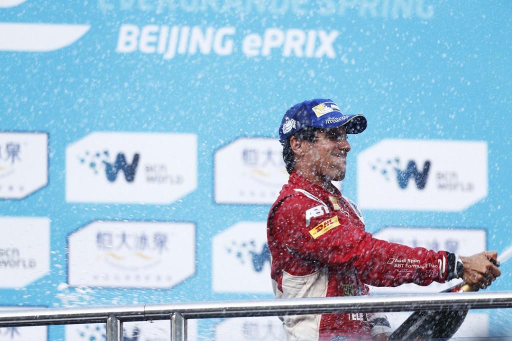 [Cápsula Motor] di Grassi celebró primero en la Fórmula E