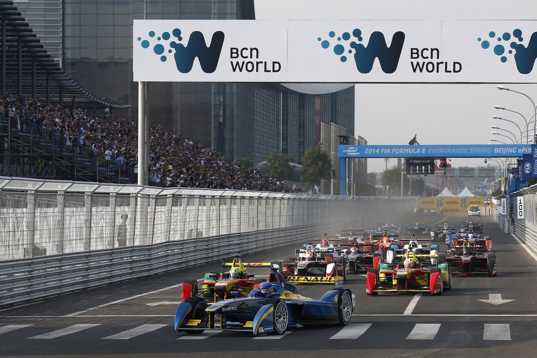 Resultado de imagen para formula e beijing 2014