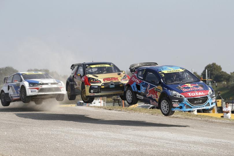 ¡Petter Solberg gana el Campeonato Mundial de RallyCross de la FIA!