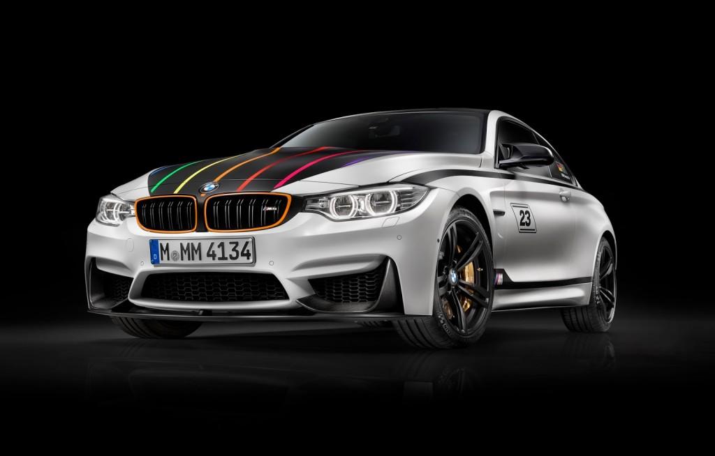 BMW celebra el título de su piloto Marco Witmann en el DTM con versión especial del M4