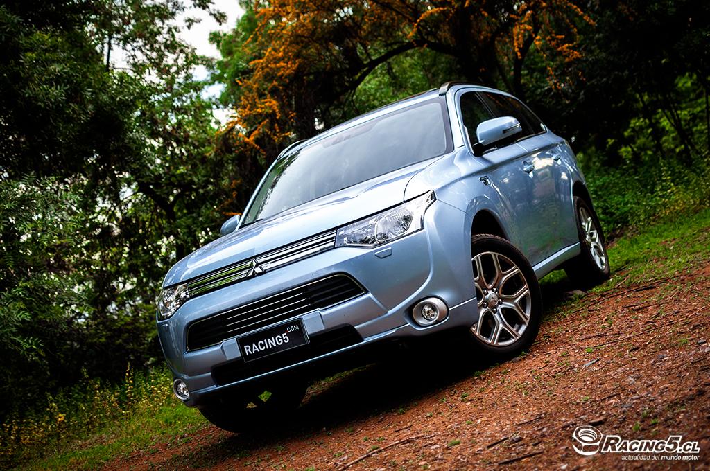 [Test Drive] Mitsubishi Outlander PHEV, un adelantado a nuestros tiempos