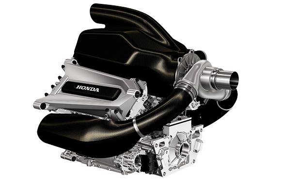 Honda nos muestra la primera imagen de su motor para la temporada 2015 de la Fórmula 1