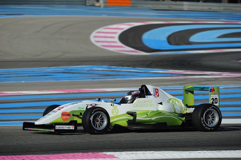 [F2 Italian Trophy] Jorge Bas va por el título de la Fórmula Abarth en la legendaria pista de Monza