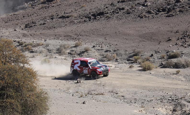 Luis Ignacio Rosselot está listo para dar la pelea en el Atacama Rally