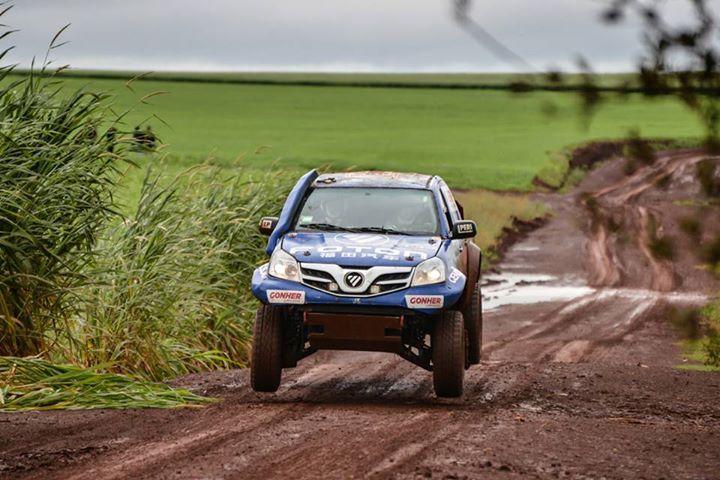 Team Foton buscará la victoria en autos y quads en el Atacama Rally