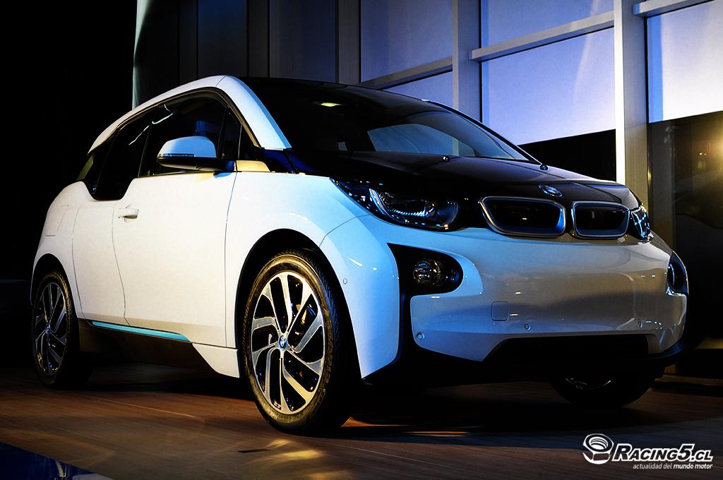 [Lanzamiento en Chile] BMW i3, el inicio de algo grande