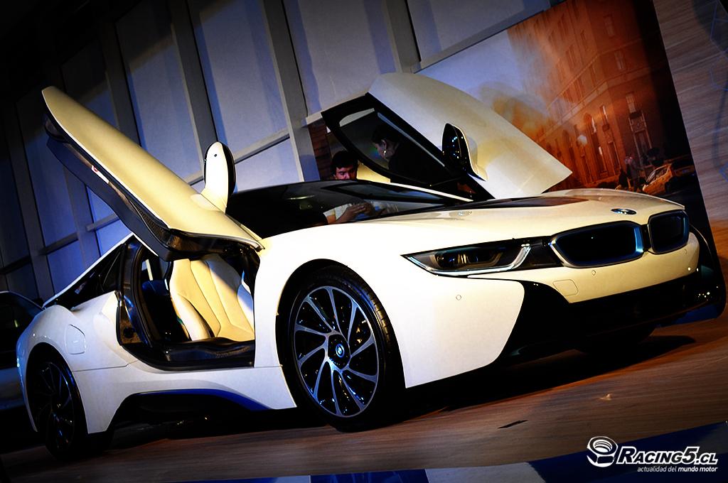 El futuro es hoy, BMW i aterriza en Chile