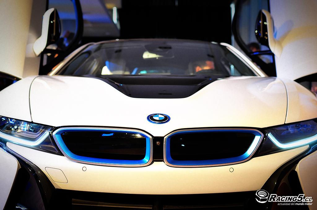 [Lanzamiento en Chile] BMW i8, el deportivo del mañana