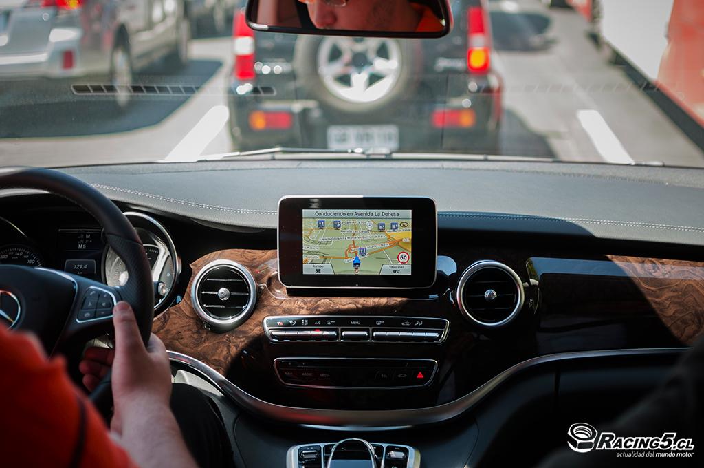 Lanzamiento Mercedes Benz Clase V La Van De Pasajeros