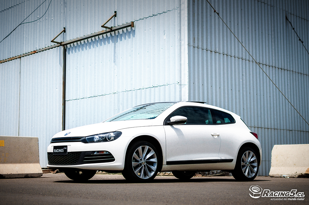 [Test Drive] Volkswagen Scirocco 2.0 TSI DSG6, hot hatch con sabor a Gran Turismo