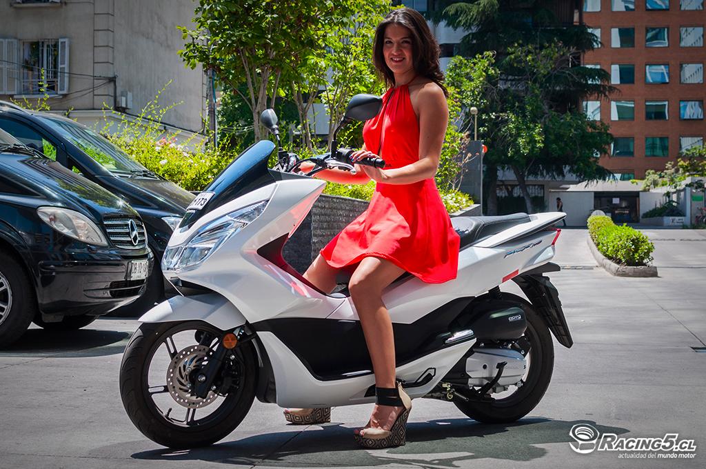 [Lanzamiento] Honda PCX 150, fuera de lo tradicional