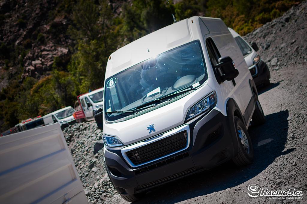 [Lanzamiento] Una aventura hacia el Puma Lodge en la nueva Peugeot Boxer Heavy Range